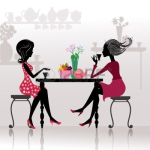 10454416-silhouette-of-beautiful-girls-in-cafes